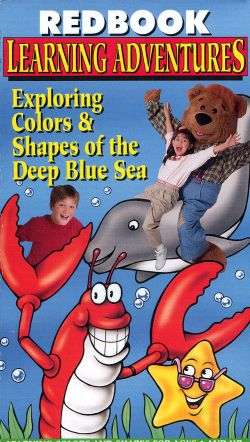 Redbook Learning Adventures: Exploring Colors and Shapes of the Deep Blue Sea