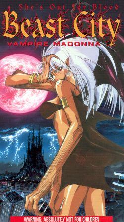 Beast City: Vampire Madonna