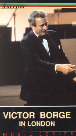 Victor Borge in London