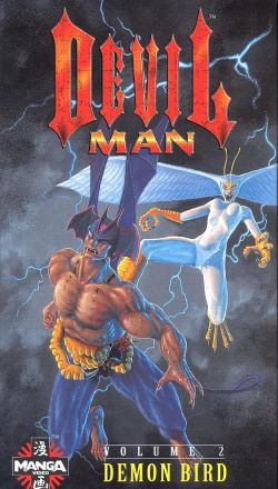 Devilman, Vol. 2: Siron, the Demon Bird