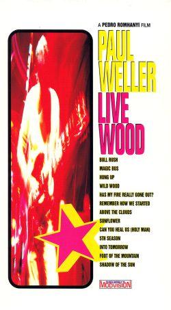 Paul Weller: Live Wood