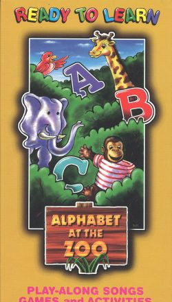 Ready to Learn: Alphabet at the Zoo (1997)