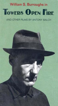 Towers Open Fire - William S. Burroughs