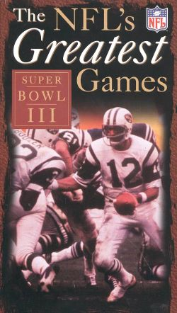 NFL's Greatest Games: Super Bowl III