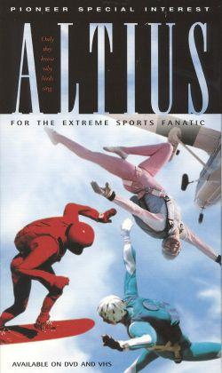 Altius: On Air Extreme Sports 1