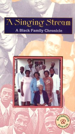 Singing Stream: A Black Family Chronicle