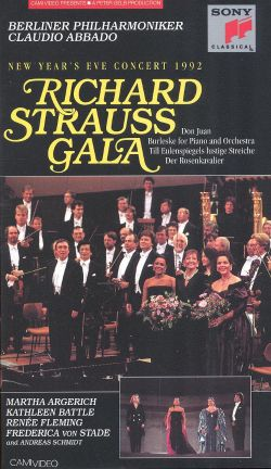 Richard Strauss Gala: New Year's Eve Concert 1992