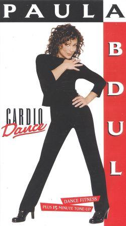 Paula Abdul: Cardio Dance
