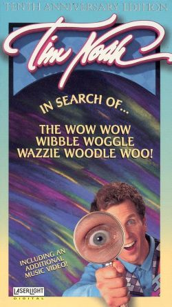 In Search of the Wow Wow Wibble Woggle Wazzie Wood