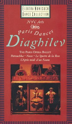 Paris Dances Diaghilev