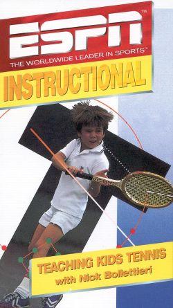 ESPN Instructional: Teaching Kids Tennis with Nick Bollettieri