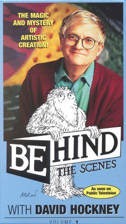 Behind the Scenes with David Hockney