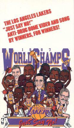NBA: Los Angeles Lakers - Just Say No!