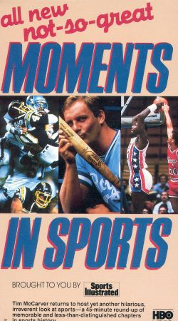 Not-So-Great Moments in Sports