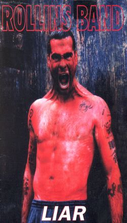 Henry Rollins Band: Liar