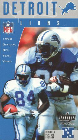 NFL: 1998 Detroit Lions Team Video