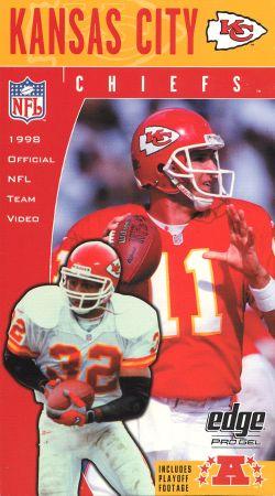 NFL: 1998 Kansas City ChiefsTeam Video