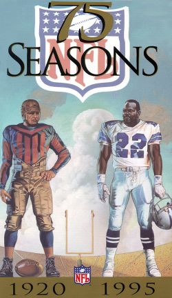 NFL: 75 Seasons, 1920
