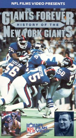 Giants Forever: History of the New York Giants