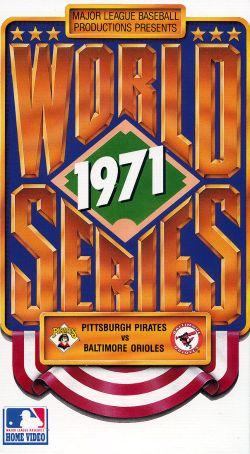 MLB: 1971 World Series