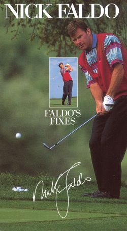 Nick Faldo: Faldo's Fixes