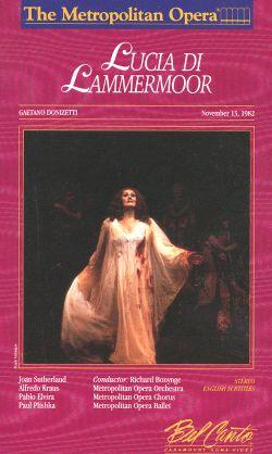 Lucia di Lammermoor (The Metropolitan Opera)