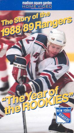 NHL: New York Rangers - Year of the Rookie: 1988-89