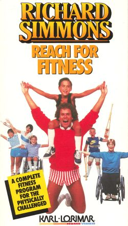 Richard Simmons: Reach for Fitness