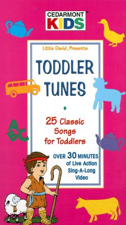 Cedarmont Kids: Toddler Tunes and Tales