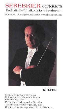 Serebrier Conducts Prokofiev