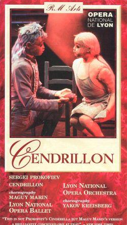 Cendrillon (Opera National de Lyon)