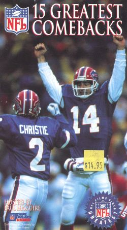 NFL: 15 Greatest Comebacks