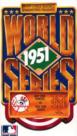 MLB: 1951 World Series