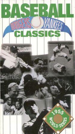 MLB: 1955 World Series - Brooklyn Dodgers vs. New York Yankees