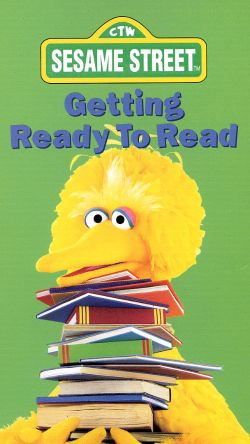Sesame Street: Getting Ready to Read