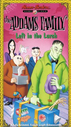The Addams Family: Left in the Lurch