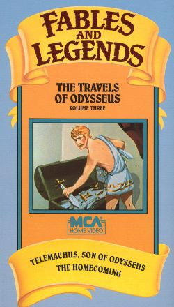 Fables and Legends: Travels of Odysseus, Vol. 3