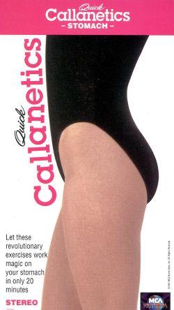 Quick Callanetics: Stomach