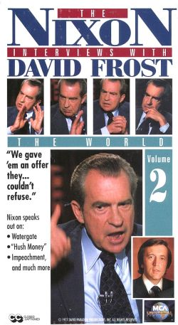 The Nixon Interviews with David Frost, Vol. 2: The World
