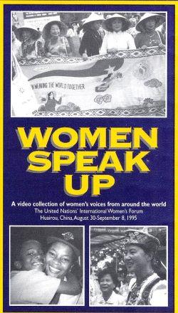 Women Speak Up