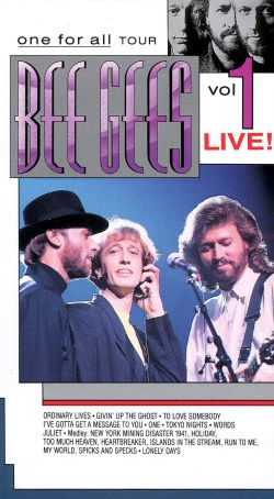 Bee Gees: One for All Tour, Vol. 1