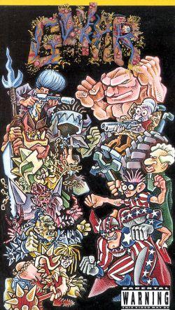 GWAR: Phallus in Wonderland (1992)