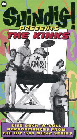 Shindig Presents: The Kinks