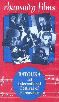Batouka: 1st International Festival of Percussion