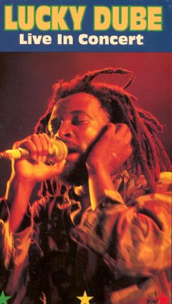 Lucky Dube: Live in Concert