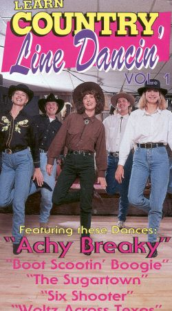 Learn Country Line Dancin', Vol. 1