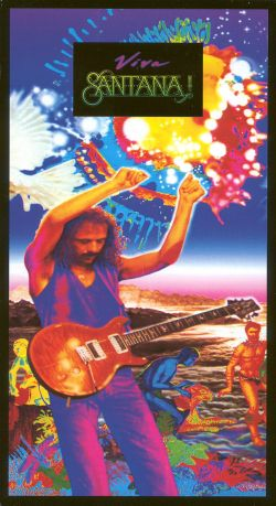 Santana: Viva Santana (A Conversation with Carlos)