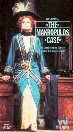 The Makropulos Case (Canadian Opera Company)