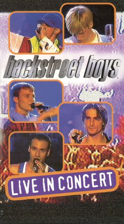 Backstreet Boys: Live