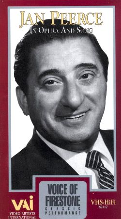 Voice of Firestone: Jan Peerce in Opera and Song